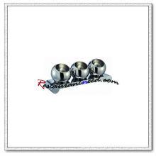 Condimento de aço inoxidável C465 Serve Tray