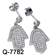 New Style 925 Silver Earrings Fashion Jewelry (Q-7782. JPG)