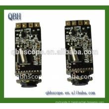 Microscope vidéo de 8.5mm, pièces d'appareil-photo de 0.3mega pixels, appareil-photo de CMOS