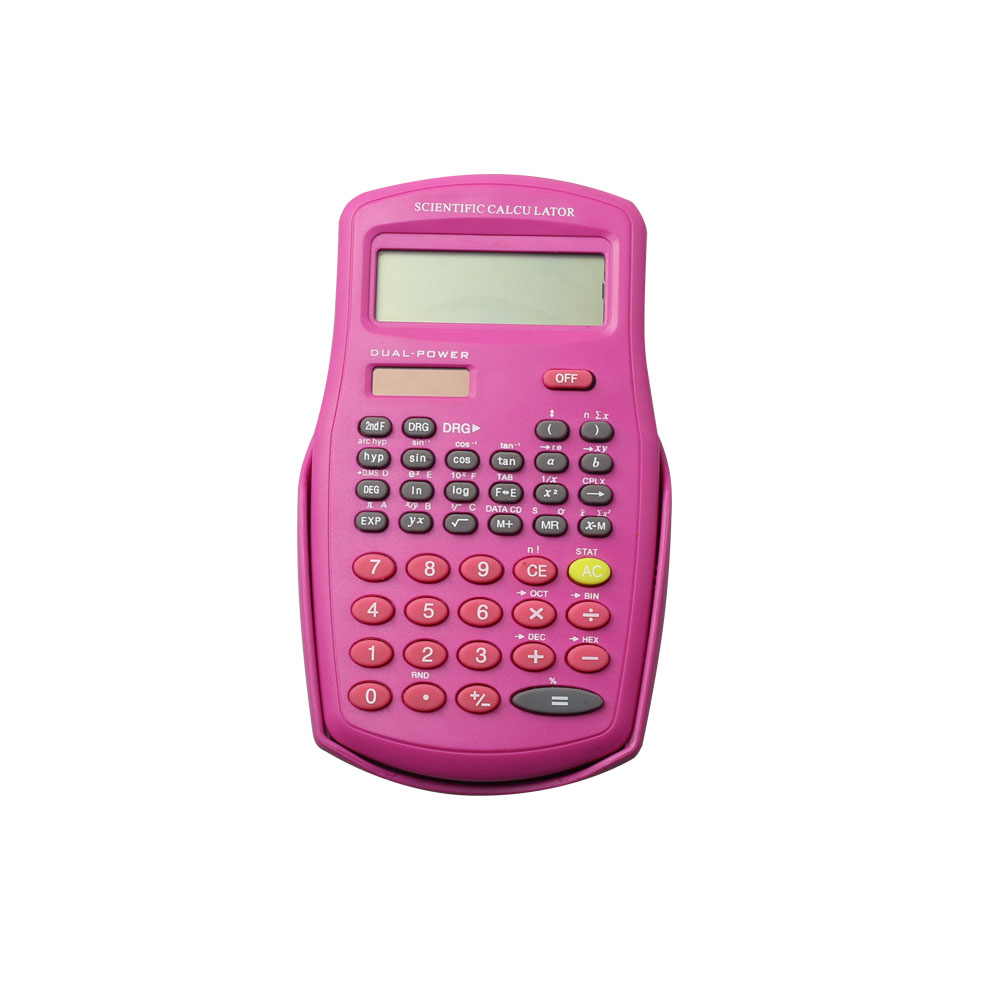 10 Digits School Stationery Colorful Scientific Calculator
