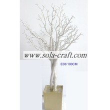 Golden Crystal Bead Tree With 90CM For Party Decoration