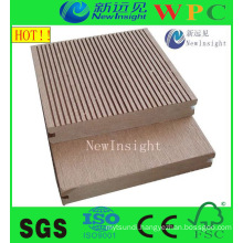 Outdoor WPC Solid Comsposite Decking
