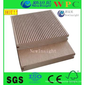 Outdoor WPC Solid Comsposite Decking