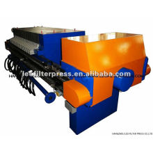 Automatic Palm Oil Membrane Filter Press System Designed by Leo Filter Press