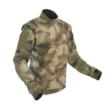 Security Garments Military Uniform Army Camouflage Tactical Combat Shirt