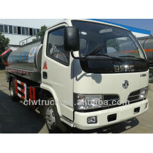 Dongfeng 5m3 Mini Milch Tanker LKW