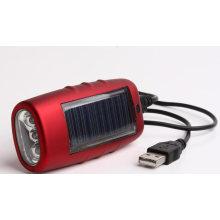 OEM Design Professional Solar Bicycle Light
