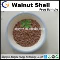 100 coquille de noyer abrasive de maille / poudre de coquille de noix