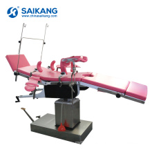 A3008 Hospital Equipment C Arm Compatible Manual Operating Table