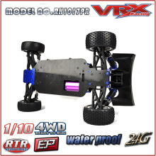 1/10 4WD Elektro Buggy mit Upgrade Metallteile,