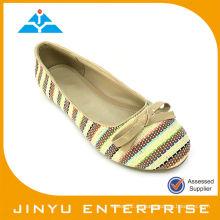 Zapatos de la señora de China 2014