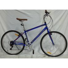 Multi Speed City Fahrrad Fashion Hybrid Fahrrad (FP-MTB-ST050)