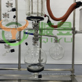 Thin film evaporator plant oil extraction equipment molecular distillation with Diffusion pump free