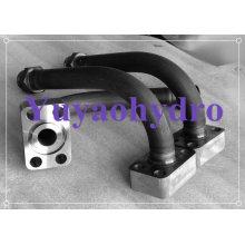 Hydraulische Rohrschlauchmontage Fertigung für Baumaschinen