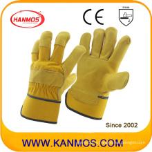 Рабочие перчатки для защиты от коррозии из натуральной коровы (12003)