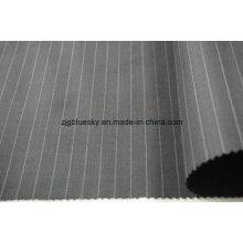Streifen Wollstoff für Anzug