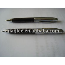 Exclusive leather ball pen