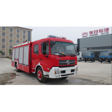 5.5ton Dongfeng Water Foam Optional Fire Truck Euro3