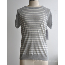 Summer Popular Short Sleeve Knitwear for Man