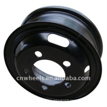 tubeless steel wheel rims for tyre 9R17.5