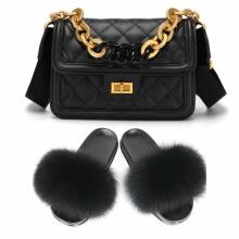 High Quality Summer Trendy Purses and Handbags PVC Candy Rainbow Bags Fashion Jelly Purses Handbags Women Purse and Shoes