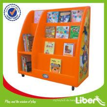 Kinderpflege Spielzeug Aufbewahrungsmöbel, Kindertagesstätte Spielzeug Schrank, Kindertagesstätten Möbel LE.SJ.005 Qualität gesichert