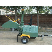 Hydraulic Wood Chipper with 40hp Diesel Engine