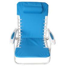 Chaise de plage à dos léger réglable en gros (SP-152)