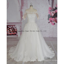 Ball Gown Bridal Gowns Real Pictures of Wedding Dress