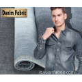 Twill Men Jacket 100% cotone Denim fiammato all'ingrosso