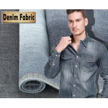 Twill Men Jacket 100% Cotton Wholesale Slub Denim