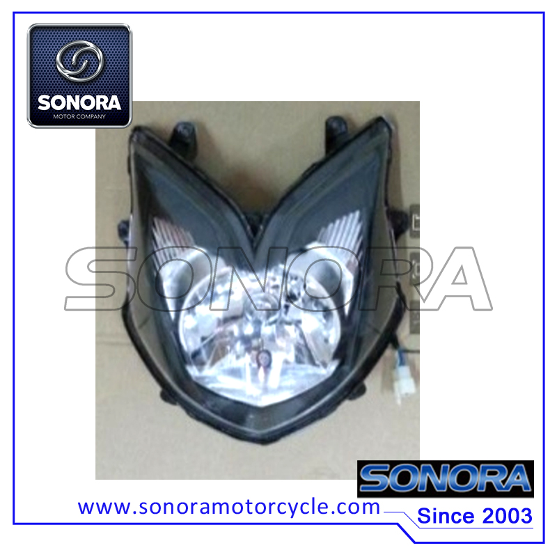 SYMPHONY SR HEAD LIGHT