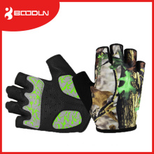 Foam Pads Bike Glove / Moutain Cycle Glove for Half Finger