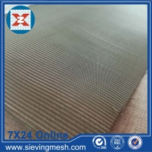 Stainless Steel Plain Dutch Woven Mesh