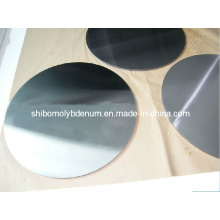 99.95% Pure Molybdenum Round Disc and Circles