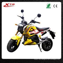 Automática de carreras de motocicleta eléctrica de 1000W de 72V