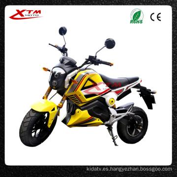 Motocicleta eléctrica de 1000W adultos deporte con pedales