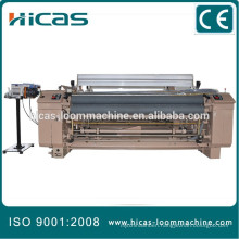 Hicas water jet loom machine with plain shedding,water jet loom price