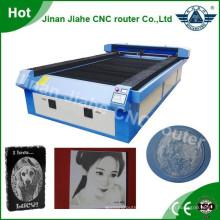 CO2 do metaloide corte corte fino de metal 150w CNC máquina de corte laser