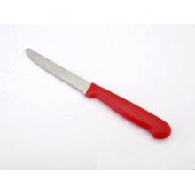Kunststoffgriff Edelstahl Steakmesser, Küchenmesser mit Serrate Klinge