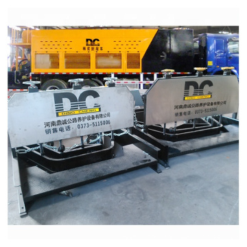 Manutenção de estradas Micro-surface Wheel Rut Repair Vehicle