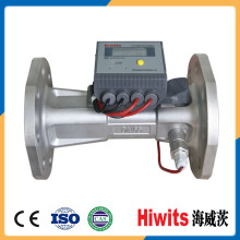 Hot Sale Building Ultrasonic Heat Meter with Modbus/RS485