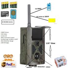 2015 Liste Outdoor-SMS-Steuerung MMS GPRS 3G Wildlife Kamera HC500G Unterstützung WCDMA