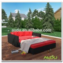 Mobiliário de jardim de rattan mobiliário de jardim mobiliário de jardim