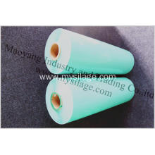 China Top 10 for Silage Film 750mm Agricultural Stretch Film Green Colour export to Togo Factory