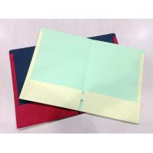 Dossier de fichier papier couleur (Fl102)