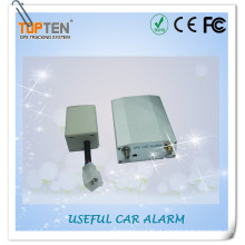Aço Mate carro sistema de alarme / dispositivo de rastreamento (tk210-j)