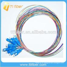 SC / UPC Fibre Optique Pigtail 0.9mm