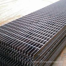 Обычная или зубчатая стальная решетка, прутковая решетка