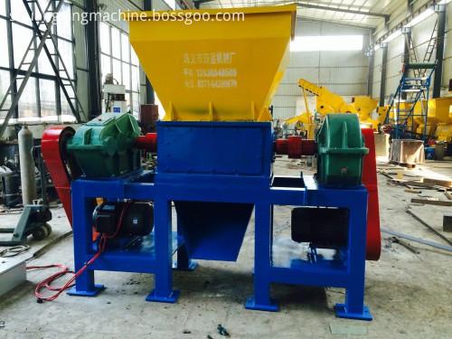 Recycling Crushing Machine